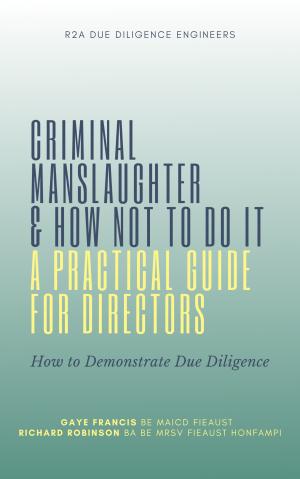 R2A Criminal Manslaughter Directors Cut Booklet